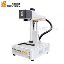 Laser Ingraving Printing & Back Glass Housing Separator laser marking machine # MT MG One