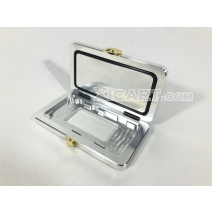 High Precision Frame Bezel Installation Mold Holder for iPhone X - Aluminum #TBK