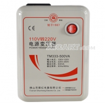 Power Voltage Converter Transformer 110V to 220V