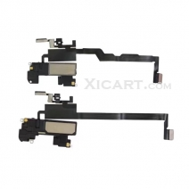 Ambient Light Sensor with Ear Speaker Assembly Replacement for iPhone Xs /Xs Max