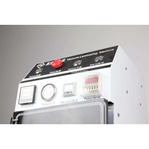 Vacuum Oca Laminating Machine Max For 14 Inch Tablet Tbk