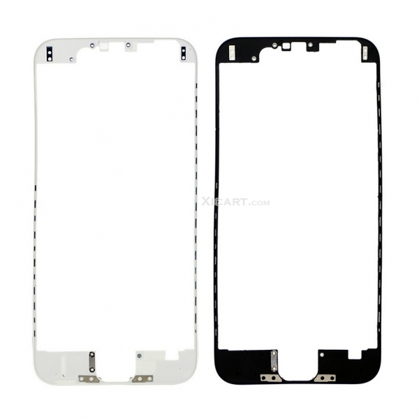For iPhone 6 (4.7 inch) Touch Screen Frame Bezel with hot melt glue ...