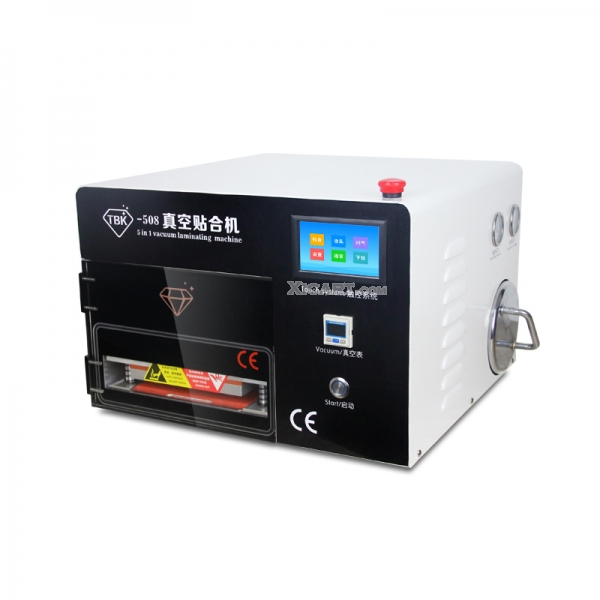 2018 Newest 5 In 1 Vacuum Oca Lamination Machine With