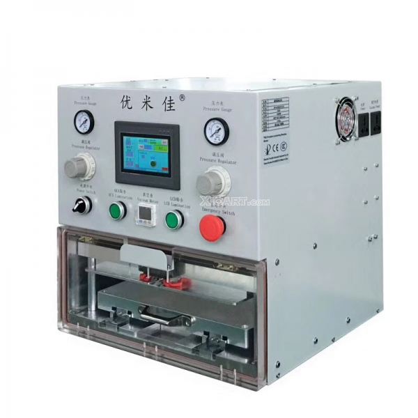 Ymj New Design Universal Vacuum Laminating Machine For Lcd