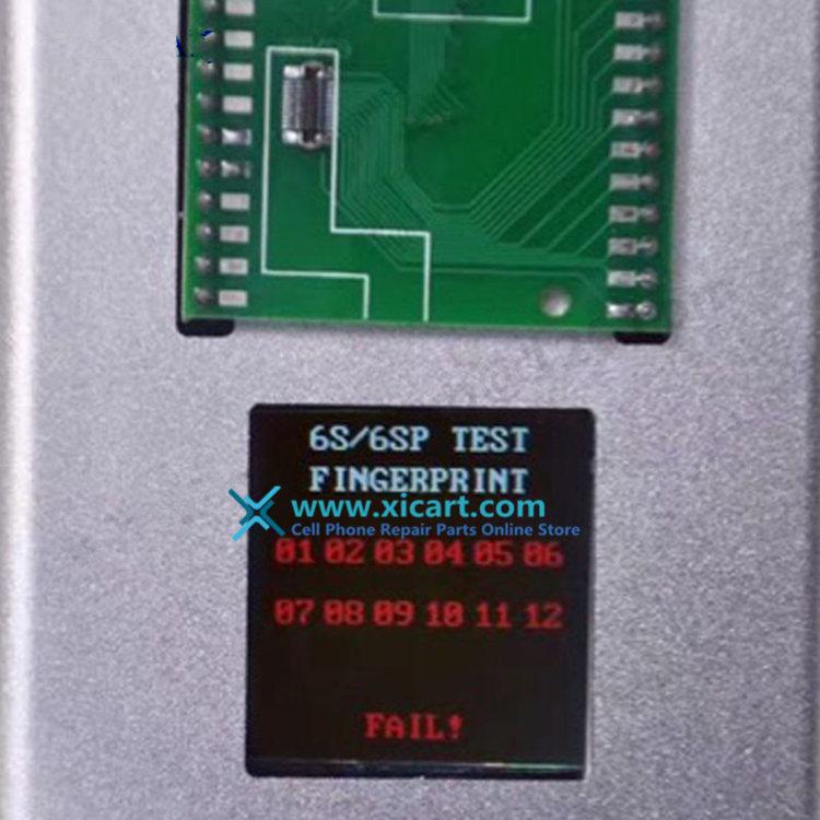 Digital display for iphone 6S/6SP/7/7P/8/8P Home Button Fingerprint