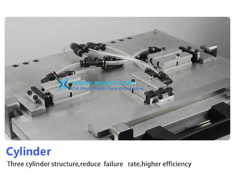 laminator machine steel