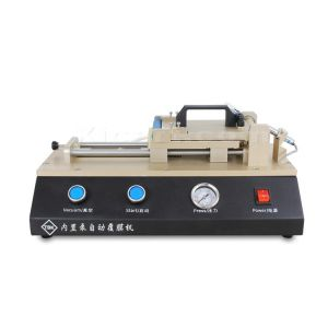 Automatic OCA Lamination Machine to Laminate OCA on LCD Screen Glass for Mobile Phone 7 inch
