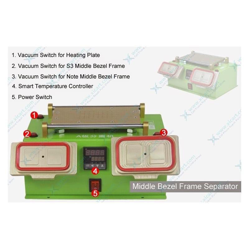 for-samsung-lcd-frame-separating-heating-platform-machines